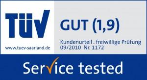 Creditplus Bank Test vom TÜV