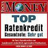 Postbank Test: Bester Ratenkredit bei Focus Money